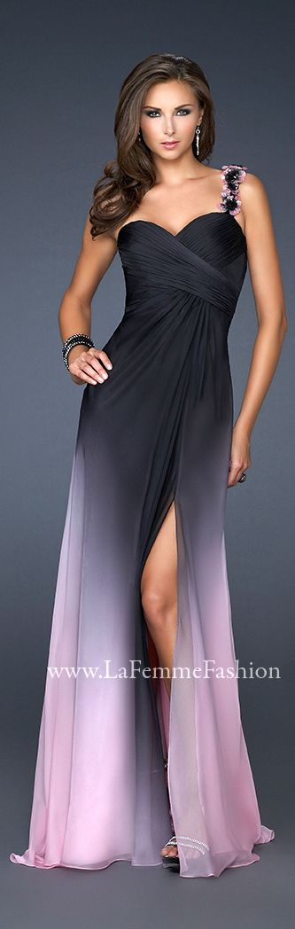 La Femme - prom dress