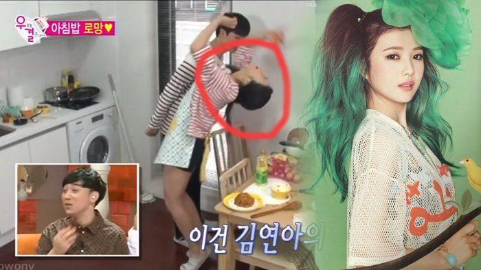 Nggak Nyangka, Joy Red Velvet Ternyata Latah Lho, Reaksinya Lentur Banget!
