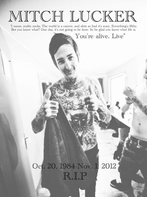 237 best images about RIP Mitchell Adam Lucker on ...