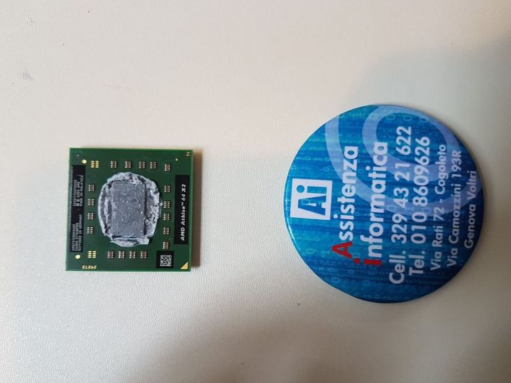 CPU AMD ATHLON 64x2 X ACER ASPIRE 5520/5520G