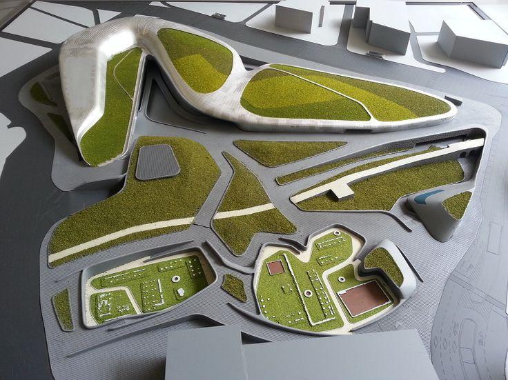 Daum 블로그서울 동대문디자인플라자(DDP, Dong daemun Design Plaza, Seoul Korea) : 자하 하디드(Zaha Hadid)가 설계한 우주선 형태의 세계 최대의 비정형 건축물