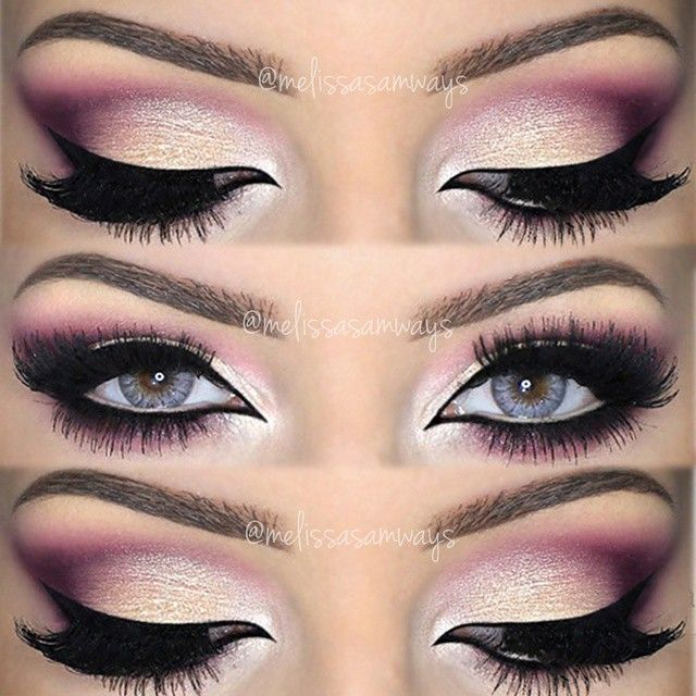 25+ Best Ideas About Pink Eye Makeup On Pinterest | Pink Makeup Pink Eyeshadow And Make Up Tutorial