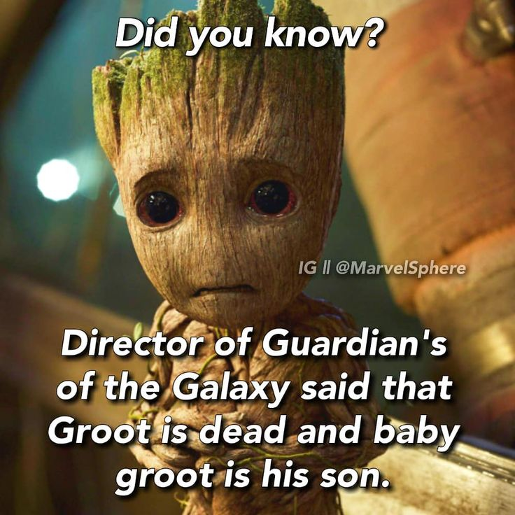 "Technically speaking, yes the old Groot is dead. He scarified himself to save the rest of the team. However, Baby Groot is not Groot's son. He is Groot but the old Groot is gone, Bady Groot has no memories of being alive before hand or being with the team or Rocket before. When Rocket replant him he ""revived"" Groot but a new Groot, like a fresh start. It's difficult to explain"