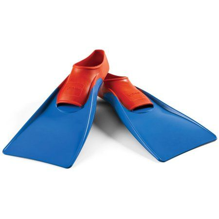 Finis Long Floating Fins, Red
