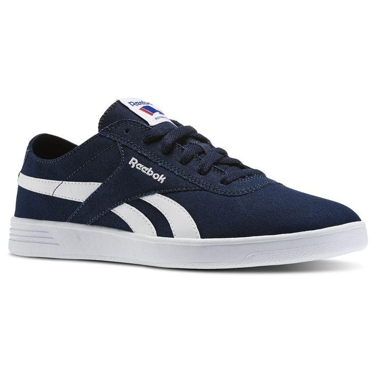 Reebok V72204 REEBOK ROYAL GLOBAL SLAM Lacivert Erkek Günlük Spor Ayakkabısı
