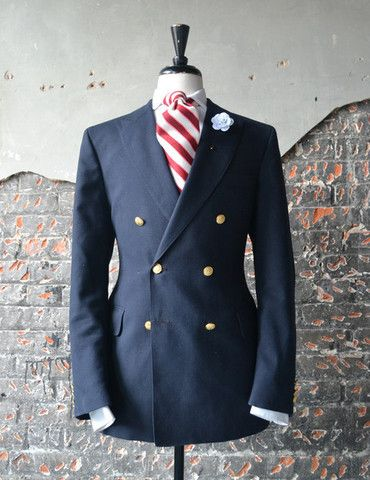@TheCarrawayConcept - An online mens boutique specializing in vintage menswear and accessories.