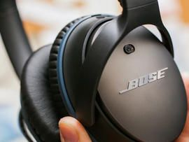 Best noise-canceling headphones of 2014 - CNET Bose Quiet Comfort 25