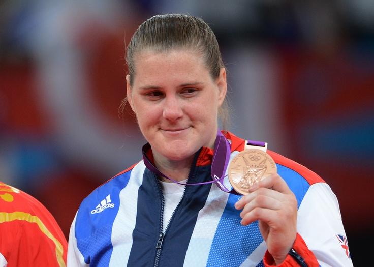 Karina Bryant :.BRONZE - Women's 78kg  Judo