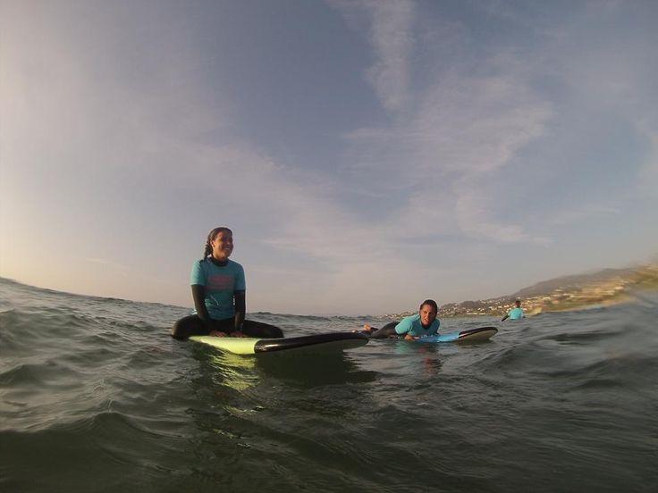 Surf mejor con amigos