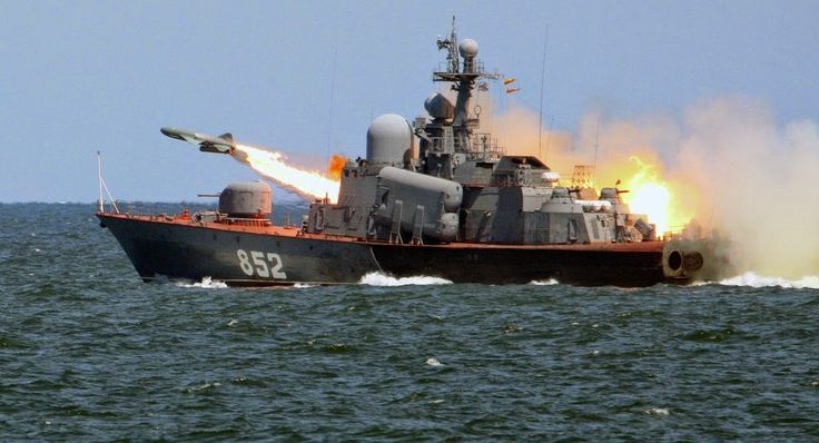 GreenDef: Russian Warships to Enter Baltic Sea for Rocket, Torpedo Exercises