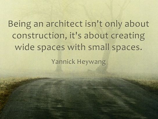 26 best images about shit architects say on pinterest for Architecture quotes