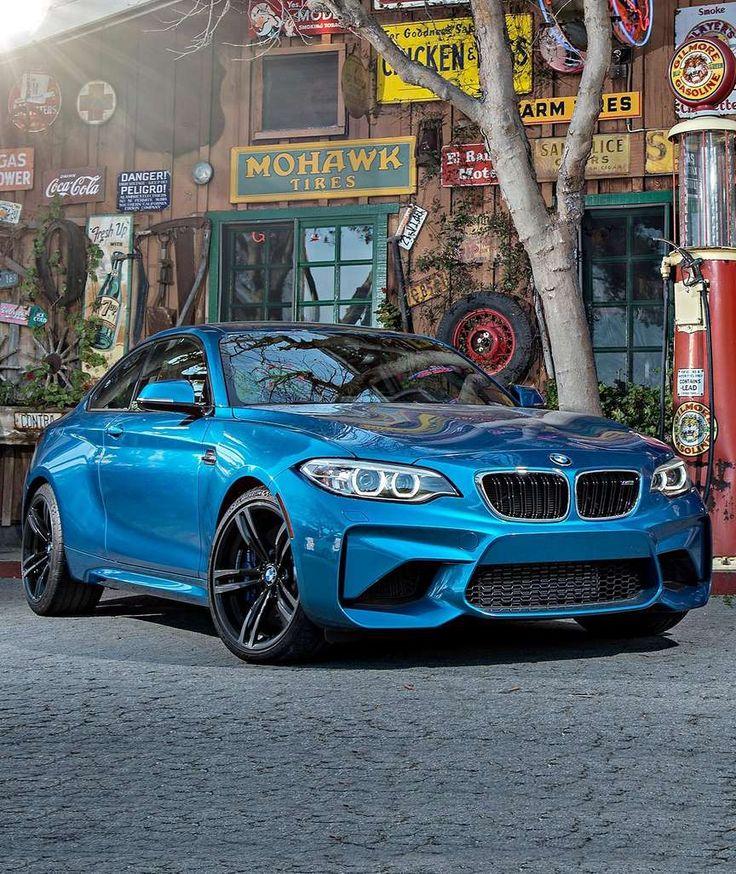 BMW M2 Kleiner Bayer in Amerika ganz groß