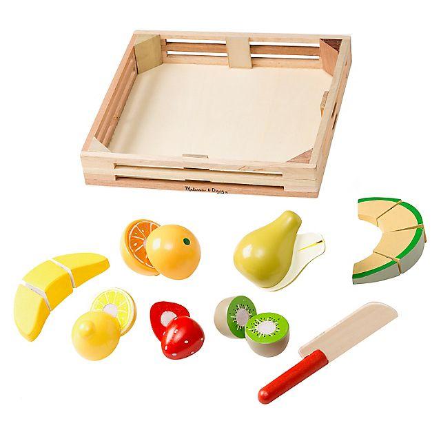 Set De Fruta Para Cortar 4021 Melissa & Doug - Falabella.com