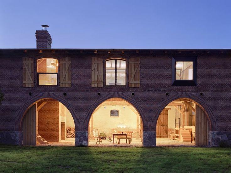 Landhaus moderne architektur  929 besten architecture / houses Bilder auf Pinterest ...