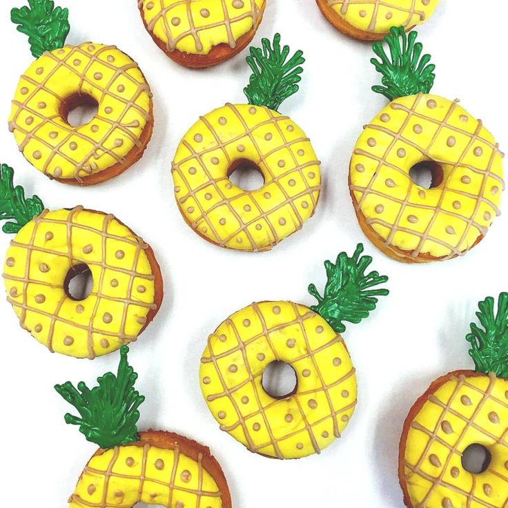 Custom Donuts – California Donuts                                                                                                                                                      Más