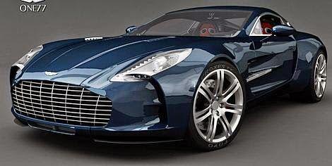 2015 Aston Martin One-77 Design Review