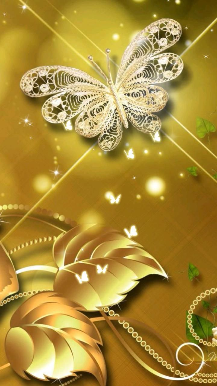 338 Best Gold Backgrounds Images On Pinterest Wallpapers