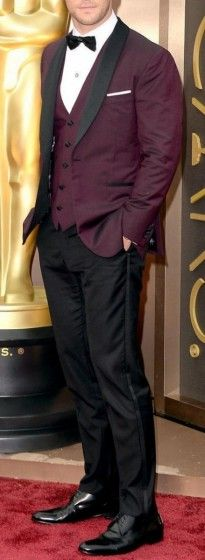 Mens Burgundy Prom Tuxedo available with new design in discounted price at Hexder.com