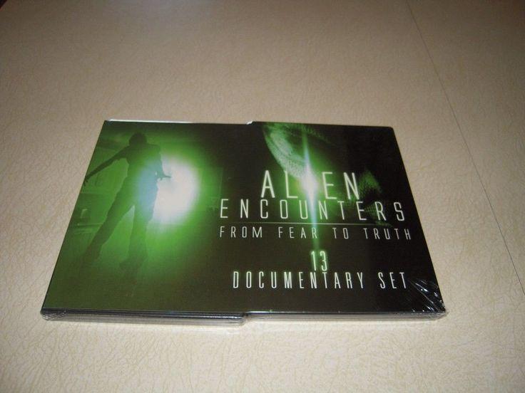 Alien Encounters: From Fear to Truth - 13 Documentary Set 6DVD   (Region 1)