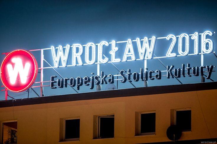 Wroclaw European Capital of Culture 2016 - Wrocław Europejska Stolica Kultury