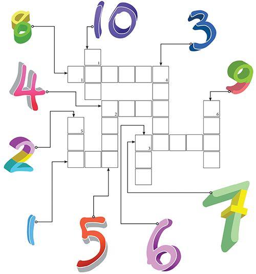 Populaire Les 25 meilleures idées de la catégorie Mots fleches enfants sur  CO73