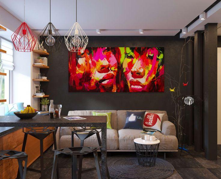 ehrfurchtiges wohnzimmer designer photographie bild und debbcdfeebffe