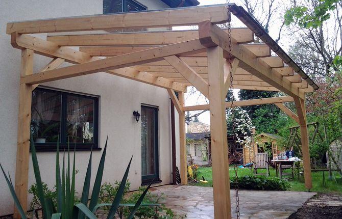 Turbo Bildergebnis für terrassenüberdachung freistehend | Garten HN38