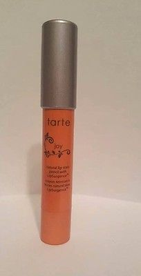 Lip Stain: Tarte Lipsurgence Natural Lip Stain Tint Joy (Peach) Full Size! New! -> BUY IT NOW ONLY: $42.99 on eBay!