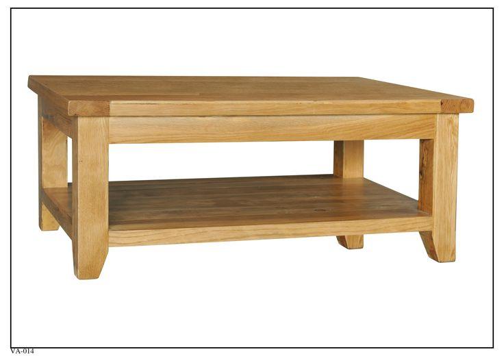 VA-014 Rectangular Coffee Table (1200mm x 700mm x 500mm High)