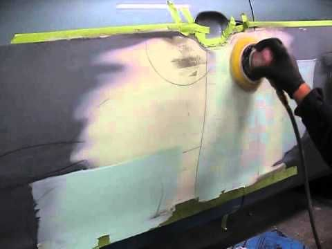 DIY How To  Bondo Auto Body Repair (Tips and Tricks) To Prevent Common Problems with Body Filler - YouTube