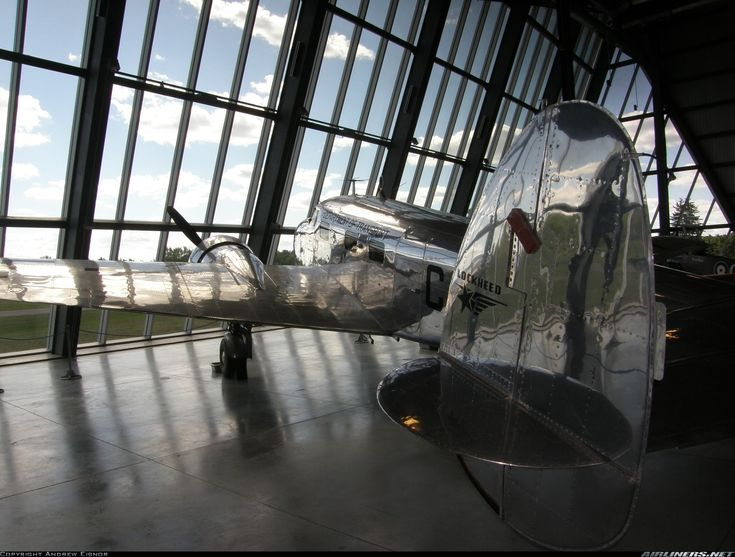 Lockheed 12-A Electra Junior - Canadian Department of Transport | Aviation Photo #1534231 | Airliners.net