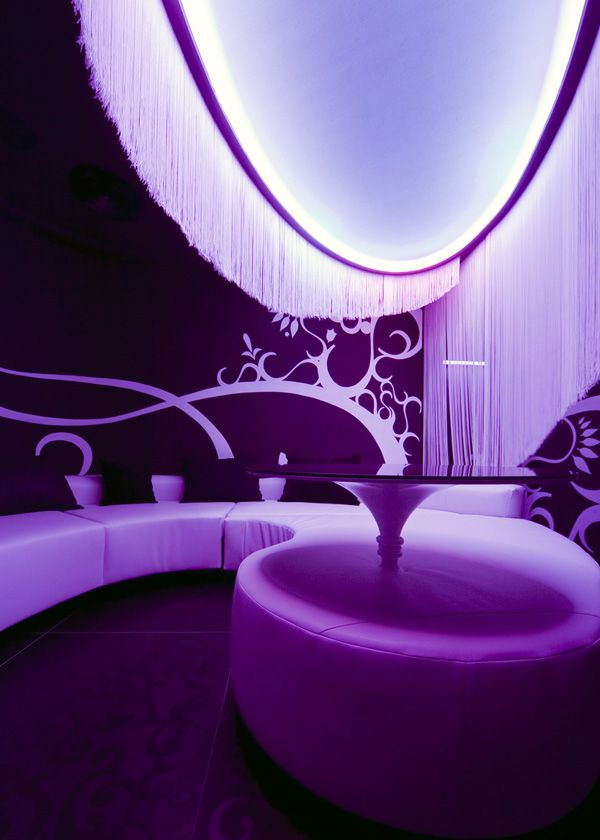 Purple Cafe  - The Shade Club, Located in the center of Bucharest