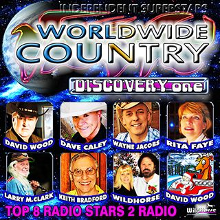 Captain's Logs Discovery One. The artists who feature on this first Discovery Radio Show hosted by Frans Maritz are, Wayne Jacobs from the United Kingdom, David Wood, Larry M.Clark, Dave Caley, Rita Faye, Keith Bradford from the United States of America and Frans & Cathy from South Africa. These songs are all available at AirplayDirect for DJ's worldwide to download for their own radio playlists.