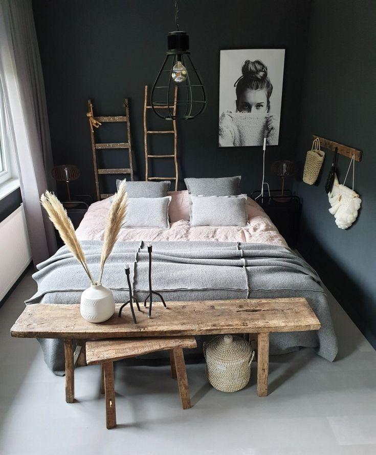 Legende Schlafzimmer, mit einem Hauch von Rosa