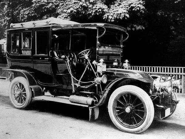 1906 Charron-Girodot-Voight (CGV)