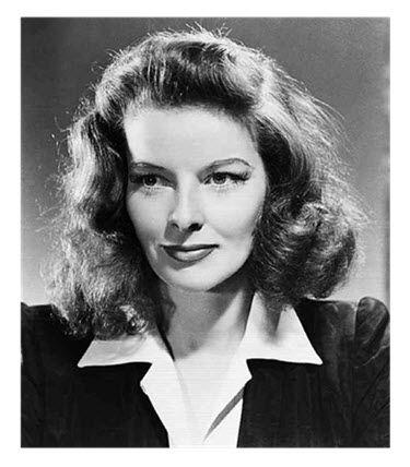 Style icon: Katherine Hepburn 1941