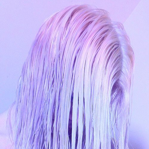 how to get lilac hair from red