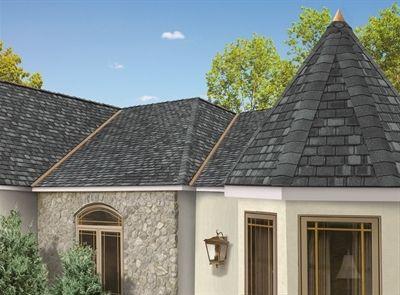 Best Gaf Camelot Welsh Grey Home Roof Pinterest Grey 400 x 300