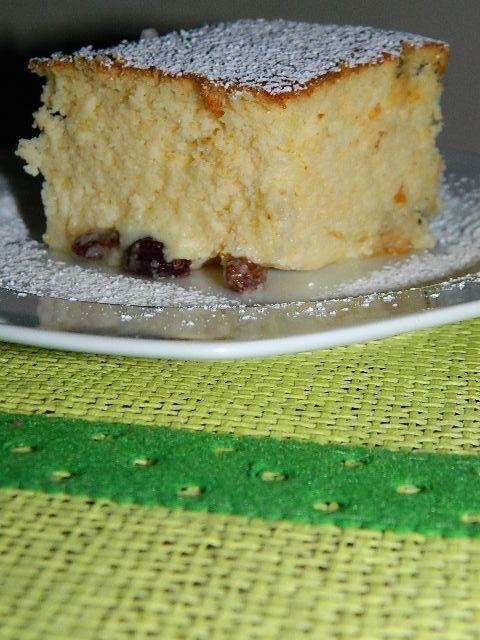 Gotowanie i pieczenie - I love it .: Puszysty sernik