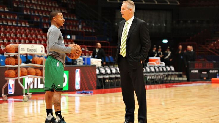 Danny Ainge on Isaiah Thomas: 'He's been an inspiration' #FansnStars