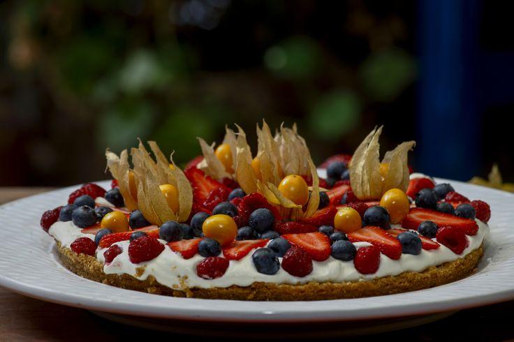 PIZZA DE BERRIES  http://www.hortifrut.com/pizza-de-berries/