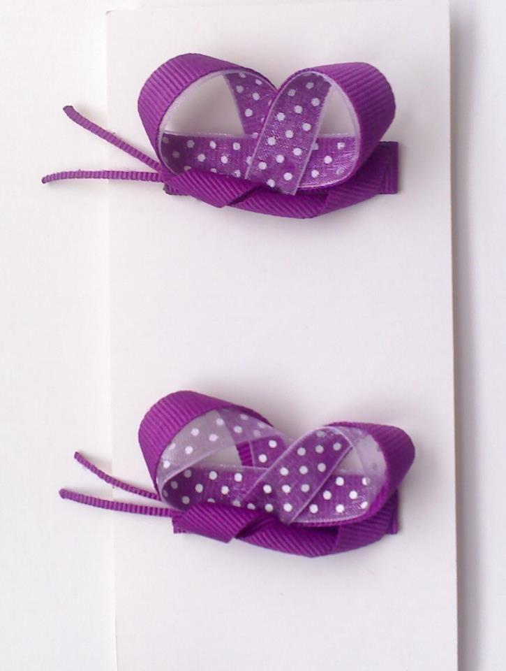 Diseño original y divertido Mariposas Moradas