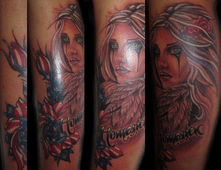 19 best jeremie lafrance portfolio images on pinterest for Best tattoo artist in orlando