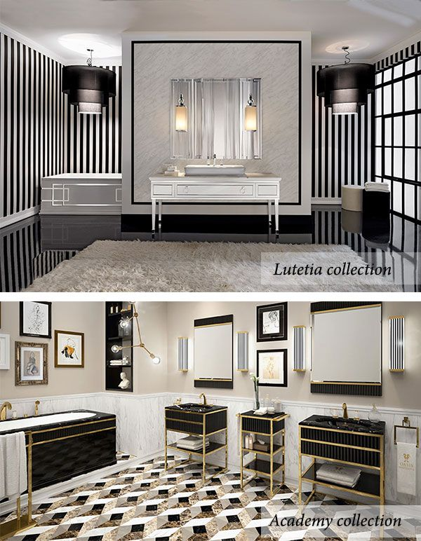Lutetia and Academy Collection