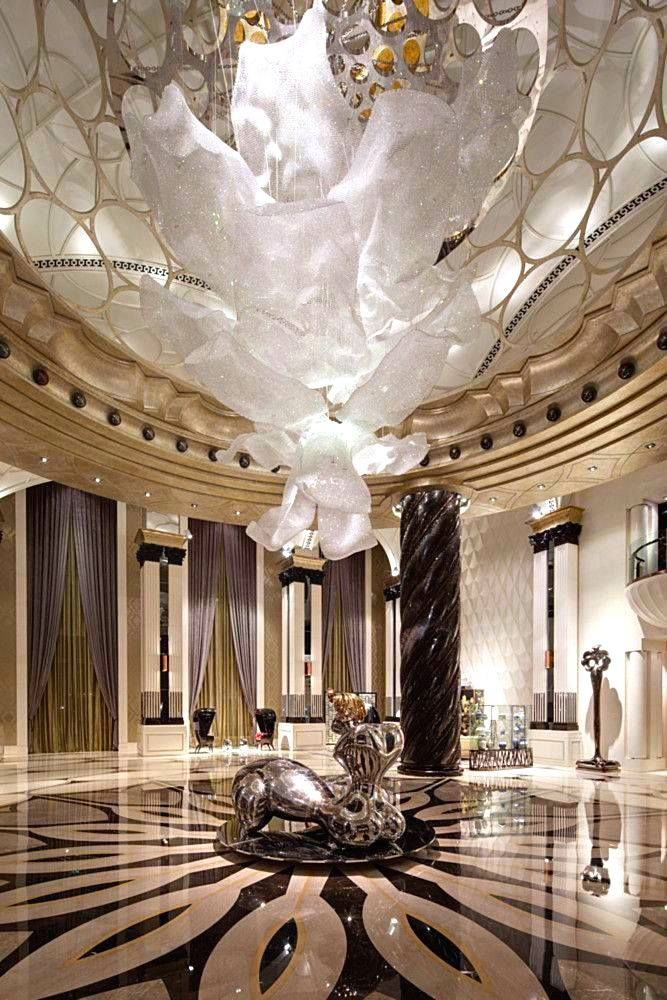 The 5-star Chateau Star River Pudong Shanghai