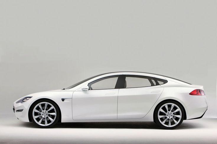 Surpassing E-type in my heart. Tesla Model S.