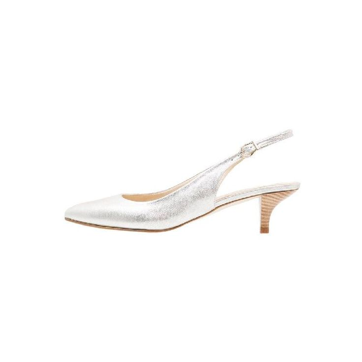 Pumps - platino bianche by Paco Gil