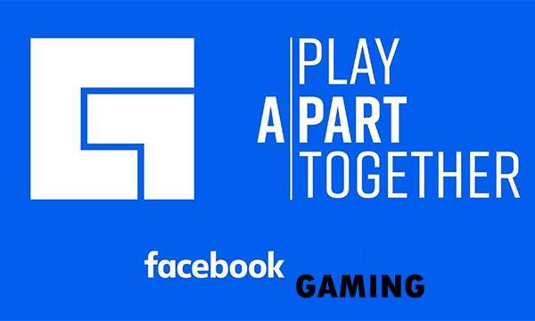 Facebook Gaming Play Facebook Games Facebook Gaming App Live Tecteem Tech Company Logos Company Logo Play