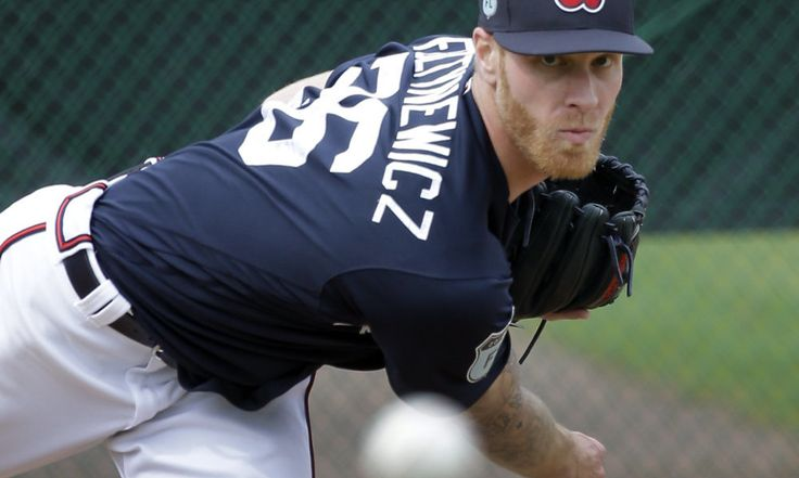 Spring Training Player of the Day: Braves starter Mike Foltynewicz