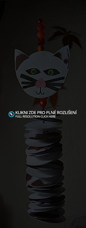 Kočky | Tvoření z papíru